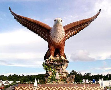 eagle square -eylizar Langkawi Homestay