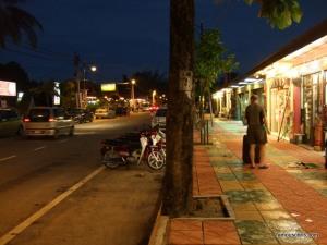night life in langkawi malaysia