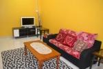 ruang tamu Langkawi homestay